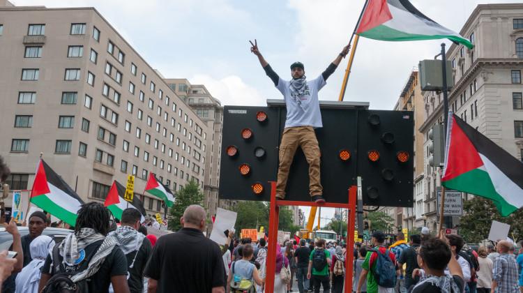 8-2 Gaza Protest-423
