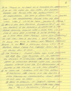 Santilli Letter 2