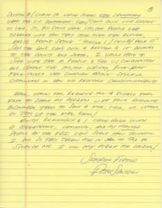 Santilli Letter 3