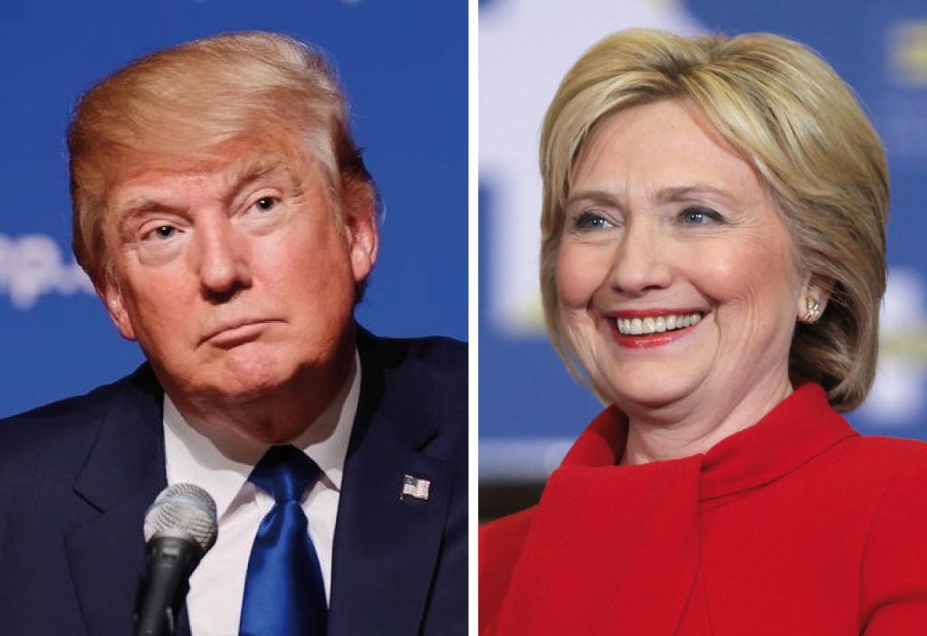 Trump_&_Clinton (1)