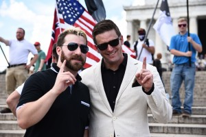 "Richard Spencer and ""Baked Alaska"""